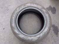"225 55 16"" Part Worn Tyre 5.8mm Tread Depth £10"