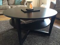 IKEA matching coffee table and side table