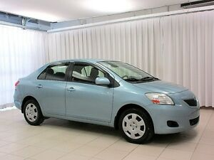 2012 Toyota Yaris SEDAN w/ KEYLESS ENTRY, AUX INPUT AND BUCKET S