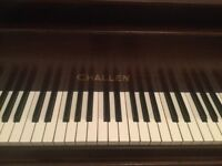 Baby Grand Piano - beautifully reconditioned - lovely sound