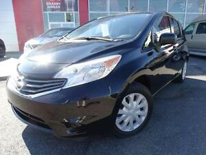 2014 Nissan Versa Note SV/AUTOMATIQUE/CRUISE CONTROL/