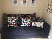 Designer 2 seater sofa (Fama)