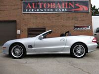 2007 Mercedes-Benz SL550 A.M.G--SPORTS PKG -- PANORAMA GLASS ROO