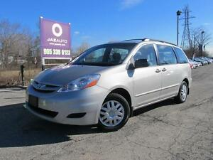 2008 Toyota SIENNA CE ALL SERVICED AT TOYOTA ONE OWNER VERY CLEA