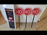 Christmas set of 3 hohoho