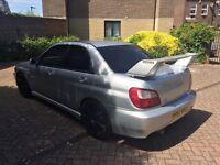 Subaru Impreza WRX STI TURBO FORGED LOW MILEAGE BARGAIN