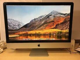 Apple iMac 27inch 3.6Ghz intel core 2 duo 4GB Ram 1TB HDD [YEAR 2009] + WARRANTY I-3
