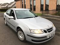 2005 SAAB 93 LOW MILES 1.8i ONLY 2 OWNERS FSSH DRIVES GREAT