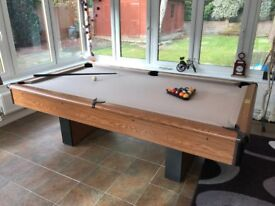 Pool Billiard Table AMF Playmaster 8ft x 4ft with all accessories