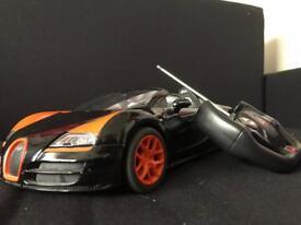 Remote Controlled Bugatti Veyron
