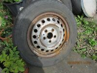 WANTED SPARE WHEEL (STEEL)