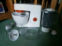 Kenwood classic nostalgia mixer food processor