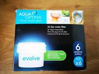 Water filter compatible with Brita Maxtra, Aqua Optima and Tesco