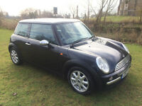 MINI COOPER 2003 AUTOMATIC - 100K - MOT - LEATHER - PANORAMIC ROOF - SERVICE HISTORY