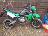 15 plate Bsr 125cc cw racing 125
