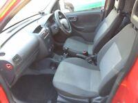 Vauxhall combo 1.3 diesel van