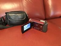 Camcorder JVC 30 GB HDD micro Everio as new, hardly used £99