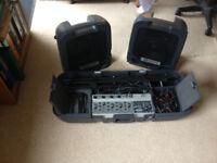 Peavey Escort 150 watt portable PA system