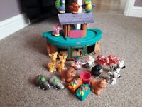 Fisher price little people Noahs ark