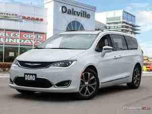 2018 Chrysler Pacifica LIMITED | DEMO | NEW YEAR NEW DEALS BLOWO