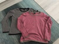H&M Basic Top bundle - Size S - used