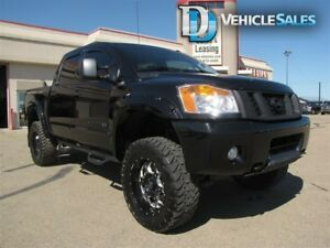 2015 Nissan Titan PRO-4X, NO CREDIT CHECK FINANCING