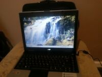ACER LAPTOP WITH CASE AND CHARGER ,,,,DOCKING/FAKENHAM