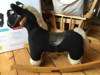 Mamas and papas rocking horse for toddler