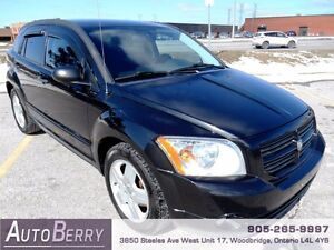 2008 Dodge Caliber SXT *** Certified and E-Tested *** $5,299