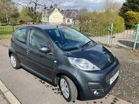 Peugeot, 107, Hatchback, 2013, Manual, 998 (cc), 5 doors ONLY 38,000 Miles