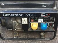 Petrol generator T2801