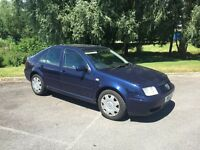 VOLKSWAGEN BORA 10 months MOT ,read ad before calling,drives well ,px welcome