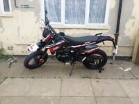 2016 lexmoto adrenaline 125cc motorcycle 1486 mile Lovely bike to ride very cheap to run