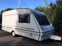 Abbey county Somerset 4 berth 1998 with awning