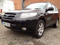 Hyundai Santa Fe 2.2CRTD,CDX,Plus,Turbo Diesel, Automatic, Limited Edition 4x4 SUV
