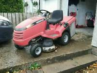 Honda 2315 v twin sit on lawn mower