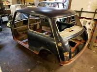 Classic Mini Clubman Shell Project
