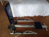 Retro Rowing Machine