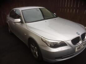 BMW 520D low miles long MOT Priced to sell