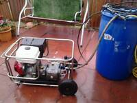 Honda GX340. Powerwasher