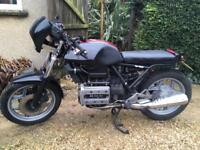 BMW K75 motor bike