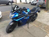 Amazing Yamaha XJ6 Diversion F ABS