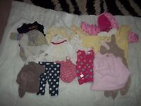 Bundle of Baby Clothes new born to 3 months