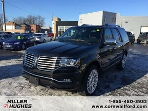 2016 Lincoln Navigator Keyless Entry, Camera, Sync3