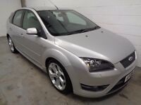 FORD FOCUS ST , 2008 REG , ONLY 43000 MILES + HISTORY , YEARS MOT , FINANCE AVAILABLE , WARRANTY