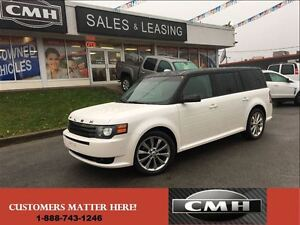2012 Ford Flex TITANIUM AWD NAV ROOF CAM LEATH *CERTIFIED*