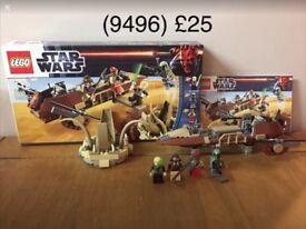 Lego Star Wars 9496