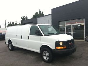 2016 GMC Savana 2500 EXTENDED LEASING AND FINANCING AVAILABLE