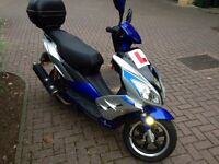 Pulse lightspeed 125. V quick and reliable. Lovely condition. Fantastic runner. £595 bargain !!
