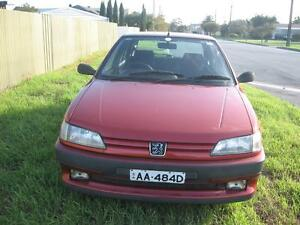 1996 Peugeot 306 Hatchback Grange Charles Sturt Area Preview